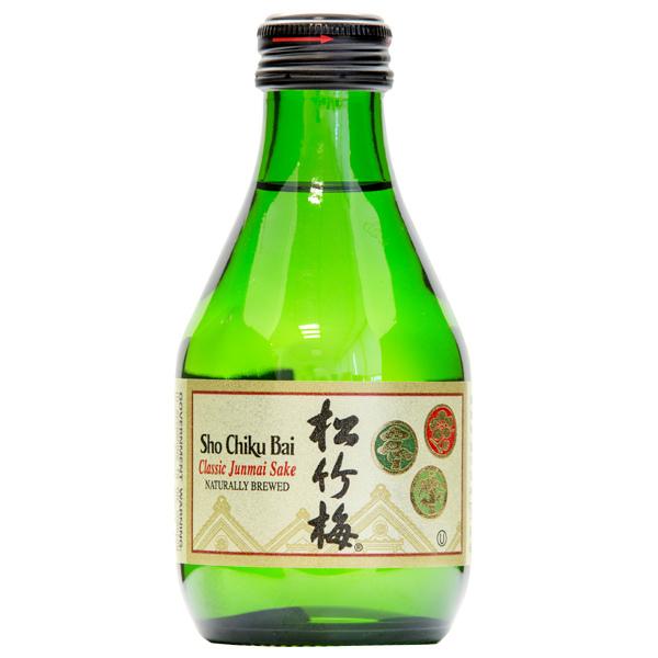 13055 takara shuzo shochikubai classic junmai sake