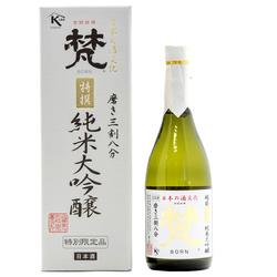 13060 katokichibee shouten born junmai daiginjo sake