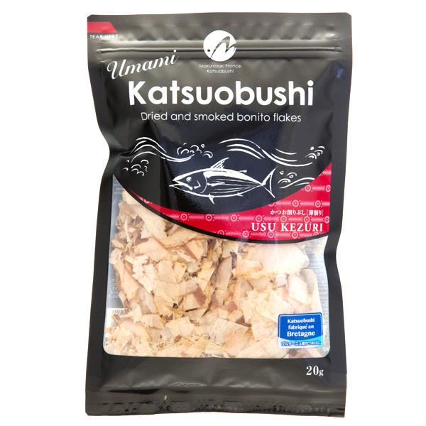 13041 makurazaki france katsuobushi dried bonito flakes   thin type 20