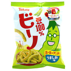 6909 tohato salt pea snacks