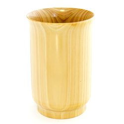 13162 hinoki cedar wooden cup