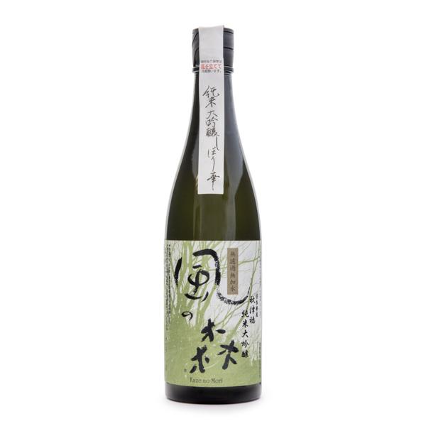 5102 yucho kaze no mori akitsuho junmai daiginjo sake