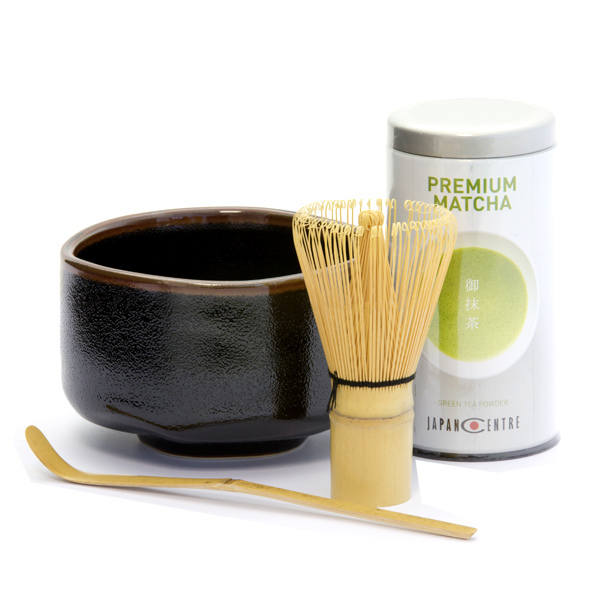 6915 ceremonial matcha green tea set with premium matcha powder 2