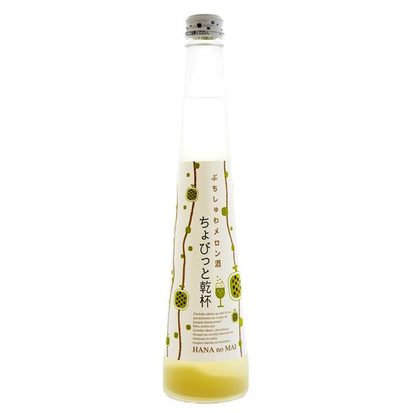 13354 hananomai sparkling melon sake