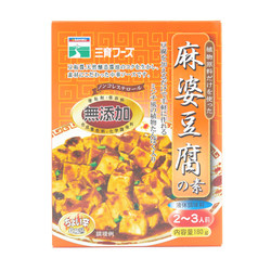13345 saniku mabo tofu sauce and minced vegetables  medium hot