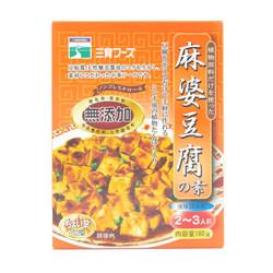 13345 saniku mabo tofu sauce and minced vegetables  medium hot
