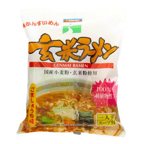 13334 saniku soy sauce brown rice ramen