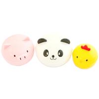 Animal Characters Bento Food Cups