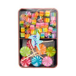 13360 sunshine co bento kazaguruma windmill pattern sugar candy