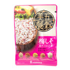 13417 mishima multigrain with plum and shiso leaves furikake rice seasoning