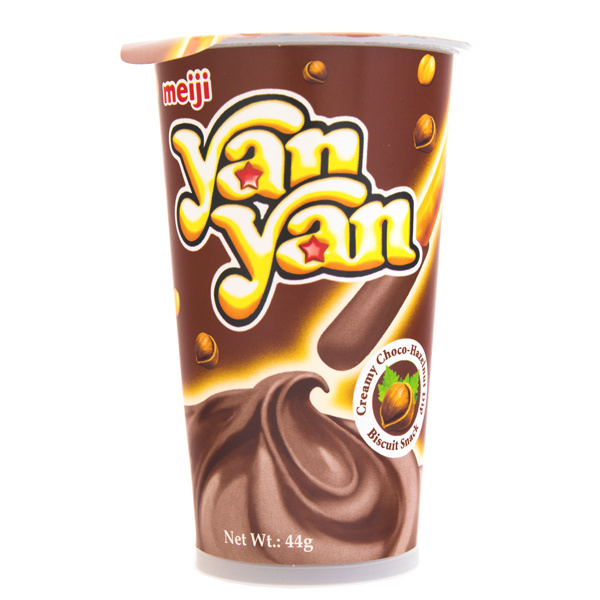 13399 meiji yanyan biscuits with hazelnut chocolate cream dip