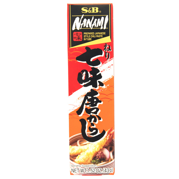 13559 s b japaneses chili paste