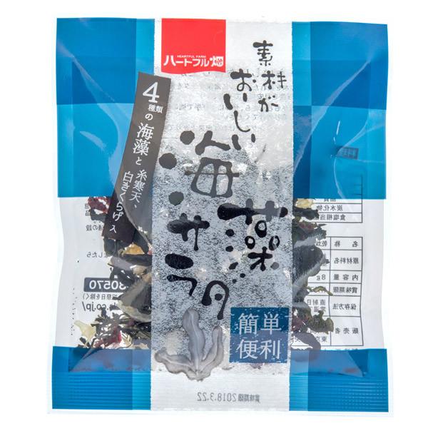 13466 mitsui shokuhin mixed seaweed