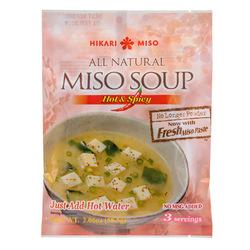 13473 hikari miso soup  hot   spicy