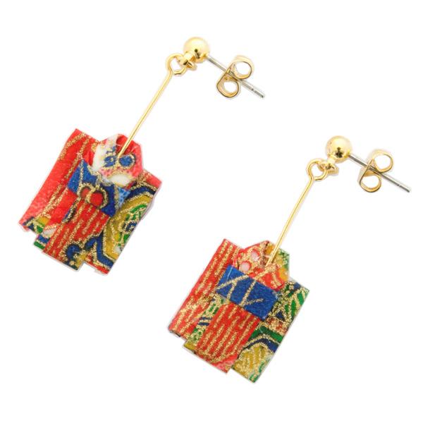 Origami Kimono Bookmark: The Sequel · How To Make A Paper Bookmark ... | 600x600
