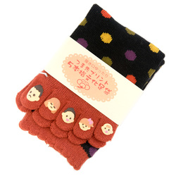 13529 japanese toe socks   family pattern