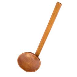 13571 russet brown wooden renge spoon