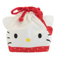 Sanrio Hello Kitty Drawstring Lunch Bag