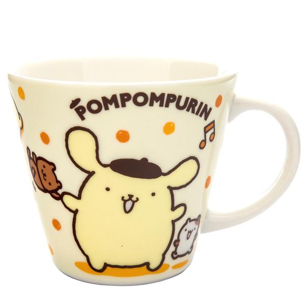 13609 pompompurin ceramic mug