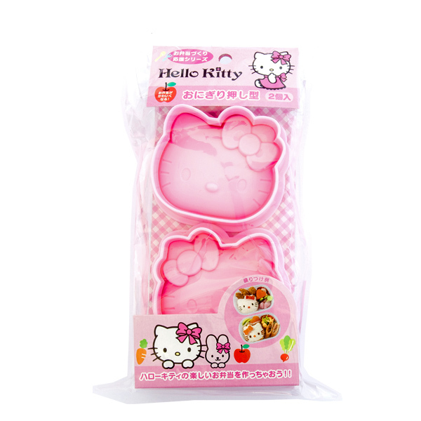 13616 sanrio hello kitty onigiri rice mould set