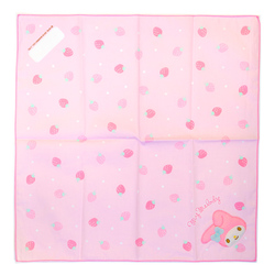 13619 sanrio mm handkerchief