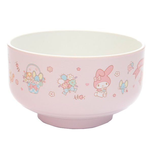 13623 my melody rice bowl