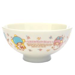 13624 sanrio little twin stars creamic rice bowl