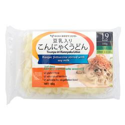 13642 miyukiya fujimoto pre cooked konnyaku and soy milk gluten free udon noodles