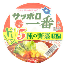 617 sanyo sapporo soy sauce ramen