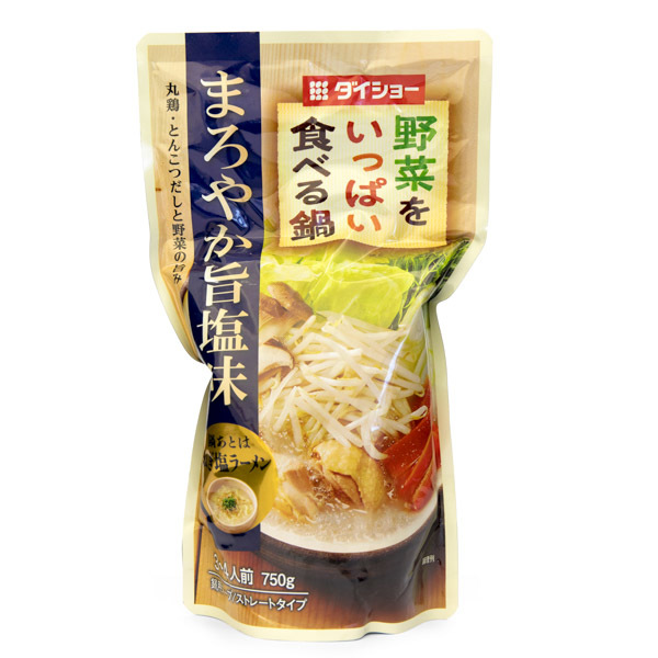 12773 daisho salt nabe hotpot soup stock