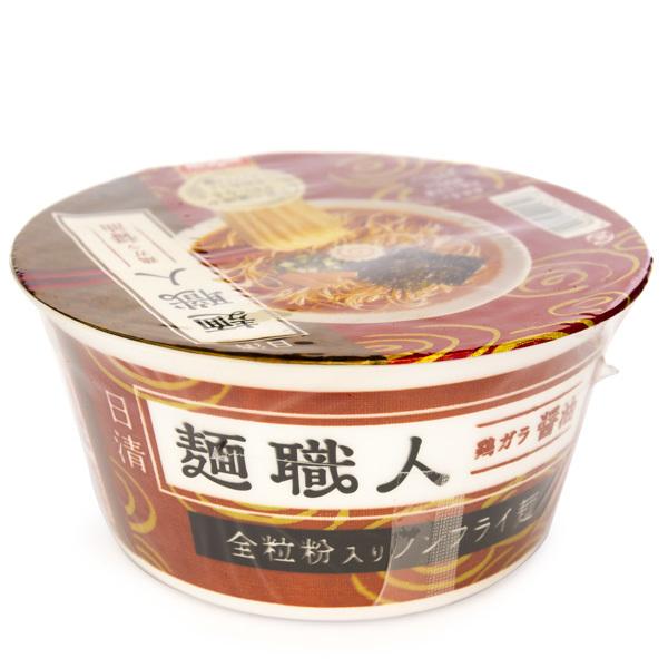 6109 nissin menshokunin chicken soy sauce ramen 2