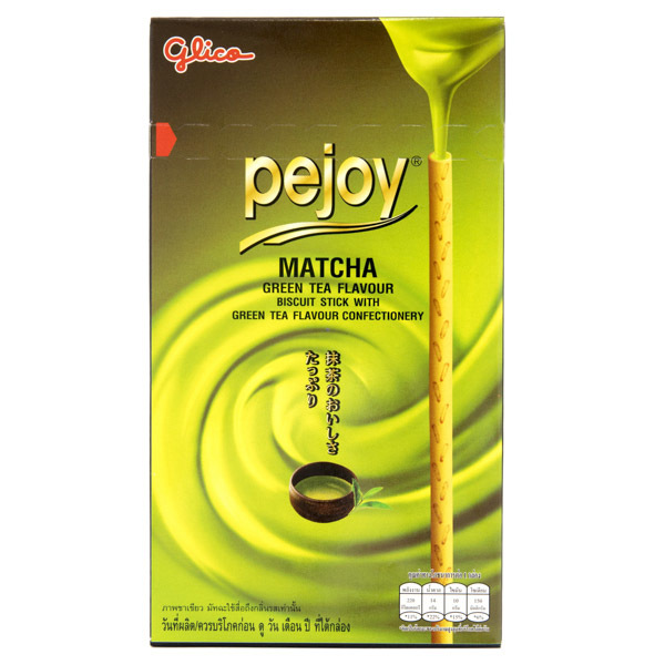 13677 glico pejoy   matcha green tea