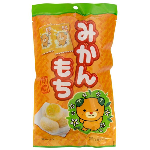 13689 seiki orange mochi rice cakes