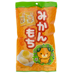 13689 seiki orange mochi rice cakes