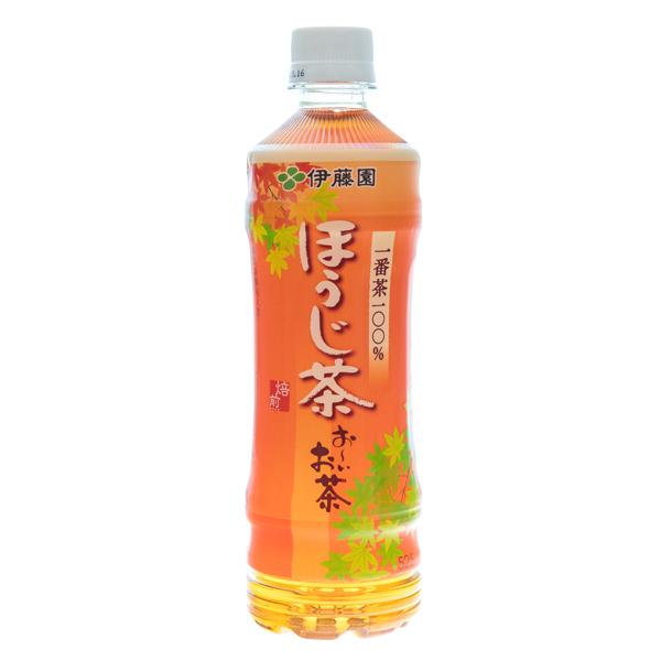 13763 itoen ooi ocha hojicha roasted green tea