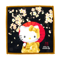 13791 sanrio hk cloth coaster