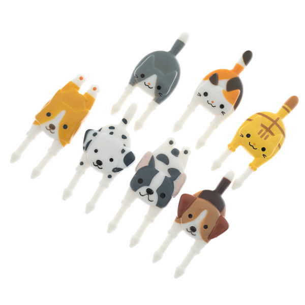 13809 cats and dogs handstand bento picks 2