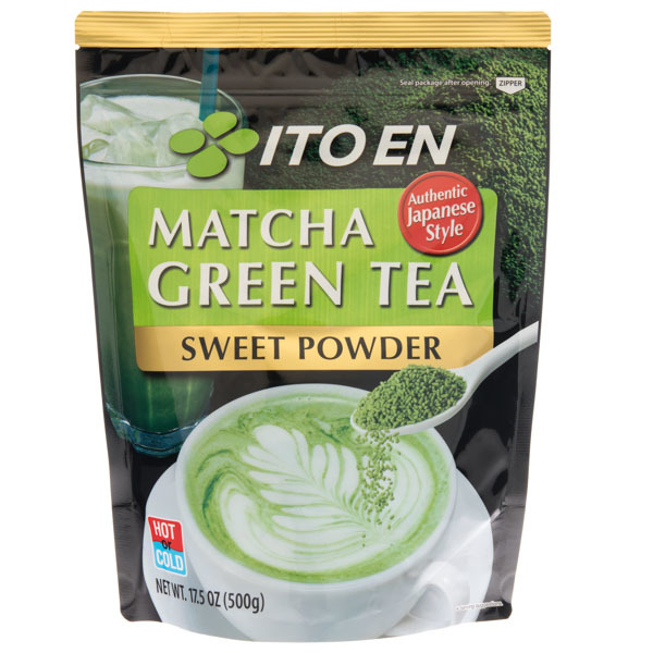 13876 itoen sweet matcha latte green tea
