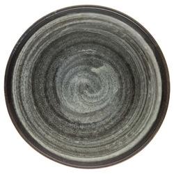 13882 ceramic rice bowl  top view