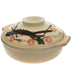 13883 ceramic donabe cooking pot