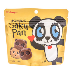 13902 kabaya sakupan panda chocolate biscuits