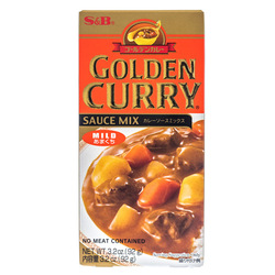 3819 s b golden curry mild