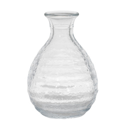 13963 glass sake server  small