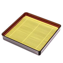 14010 plastic square zaru soba tray
