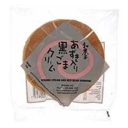 14042 wagashi sesame cream dorayaki
