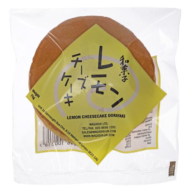14040 wagashi lemon cheesecake dorayaki