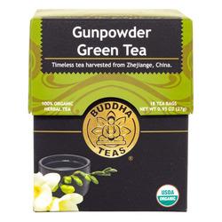 14016 buddha teas gundpowder green tea