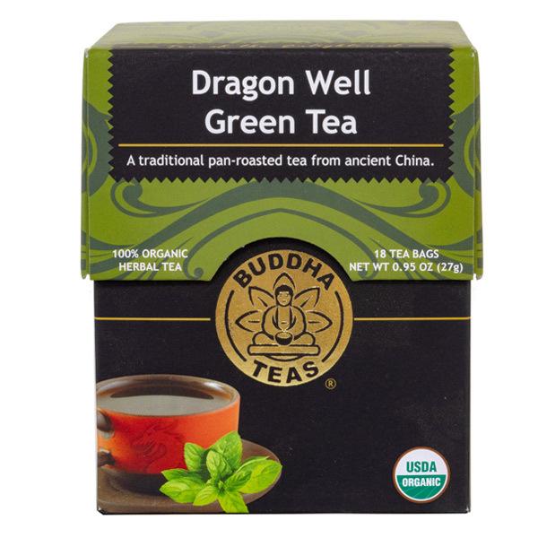 14022 buddha teas longjing dragon well green tea