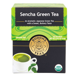 14044 buddha teas sencha green tea