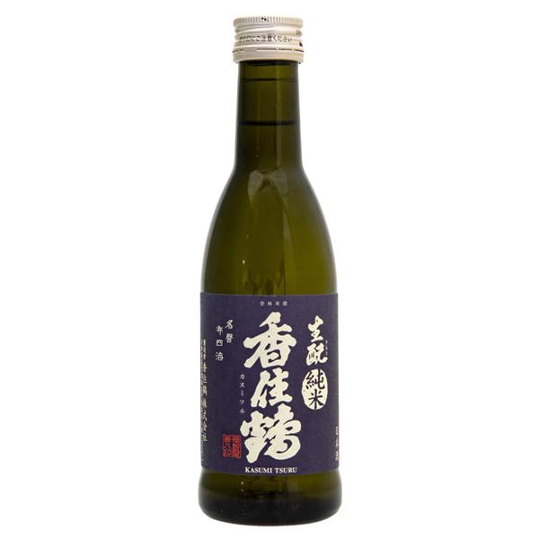 14038 kasumitsuru kimoto junmai sake